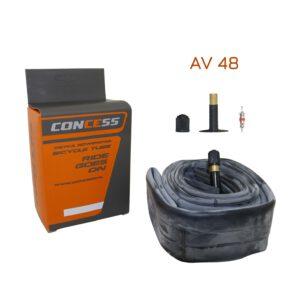 Dętka 20X1,75/2,125 CONCESS AV-48mm
