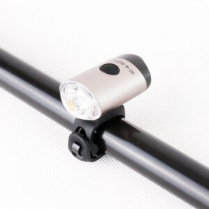 Lampa przód CG-127P na USB 1 LED 300 lumenów 5 f.