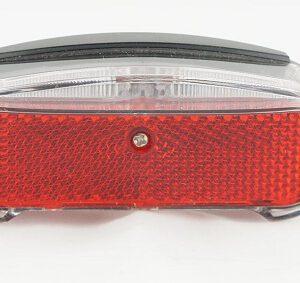 Lampa tył YG-WD-420B na dynamo na bagażnik 1 LED