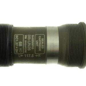 Oś mech.korb.BSA 68/117,5mm