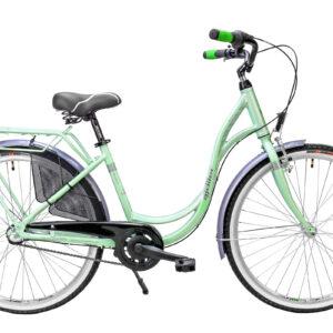 Rower Majdller 26″ BELLA 6.3 Mięta