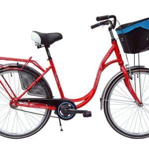 Rower Majdller 26″ CAMA 6.1 Czerwony