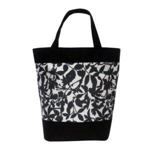 Torba Shopper 130 Leaves Grey