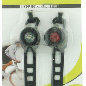 Zestaw lamp 3006 bateryjne 1 LED 2 funkcyjne