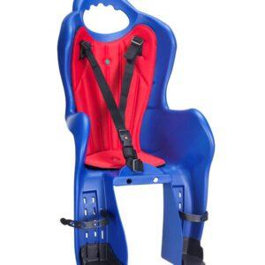 Fotelik HTP Elibas na bagażnik niebieski