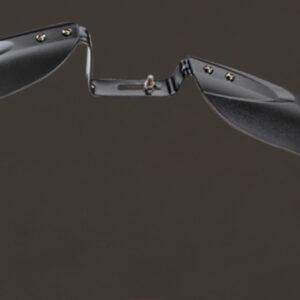 Błotnik 26″ przód JY-9050F-26 z ledami czarny