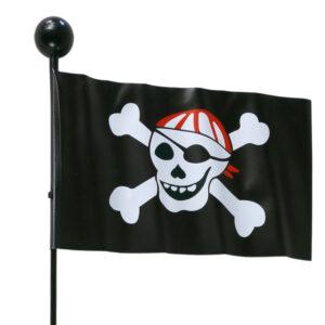 Chorągiewka z nadrukiem W-160cm Pirat