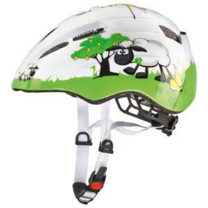 Kask rowerowy dzieciecy Uvex Kid 2 46-52 cm