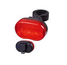Lampa tył JY-006T-N bateryjna 3 LED 3 funkcyjna
