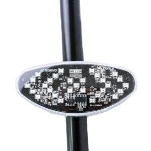Lampa tył JY-1305  na USB LED 2 funkc kierunkowska