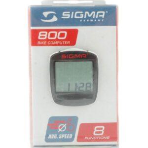 Licznik Sigma BASE 800 (8 funkckji)