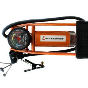 Pompka H801A-2A AV/DV nożna z manometrem