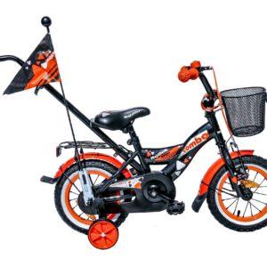 Rower Majdller 12″ COMBO Grafit/Orange