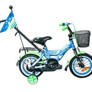 Rower Majdller 12″ COMBO Niebieski/Zielony