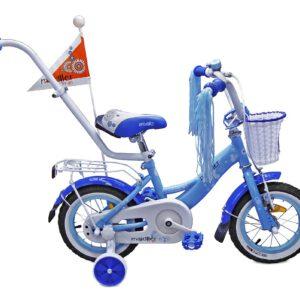 Rower Majdller 12″ STELLA Niebieski
