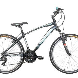 Rower Majdller 26″ DRAKON 6.0 18″ Czar mat/Bia